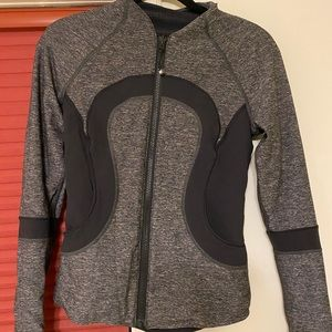 Lulu Lemon Jacket Reversible